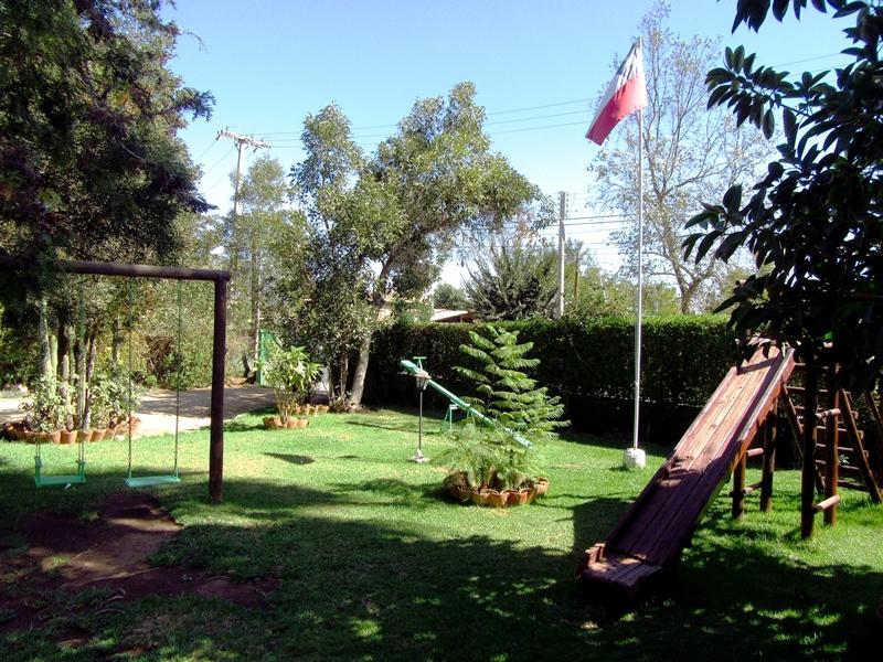 Villa Hermosa - Juegos de Niños - Cabañas y Eventos en Olmue